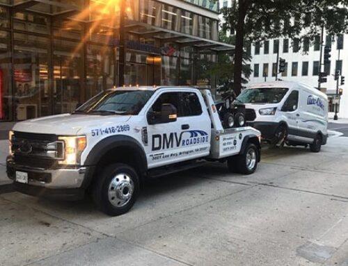Towing Company in Arlington VA