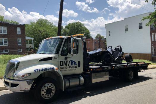 Truck Towing-in-Franconia-Virginia